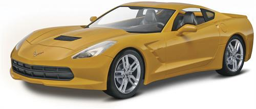 "2014 Corvette Stingray - 1:25 - ""SnapTite"" - Revell"
