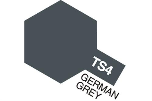 TS-4 German Grey, spray 100 ml - Tamiya