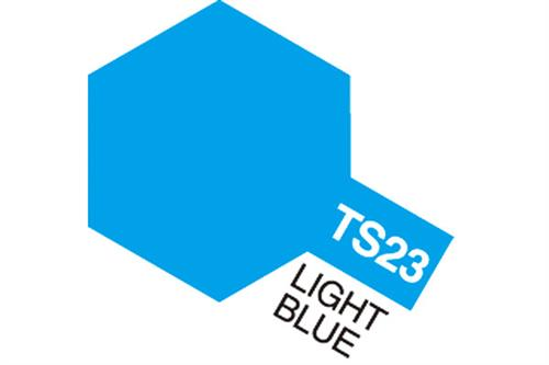TS-23 Light Blue, spray 100 ml - Tamiya