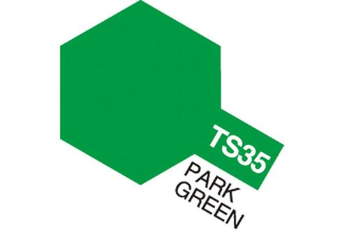 TS-35 Park Green, spray 100 ml - Tamiya