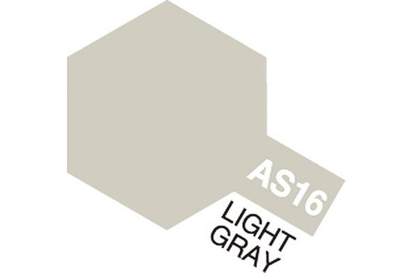 AS-16 Light Gray (USAF), spray 100 ml - Tamiya
