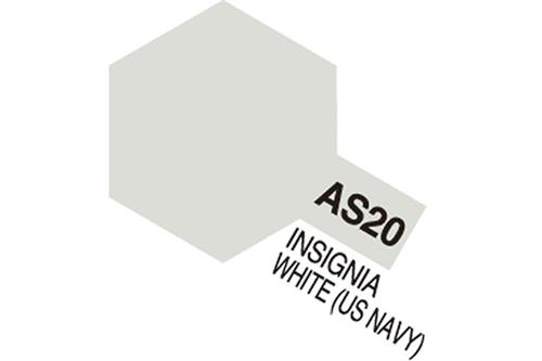 AS-20 Insignia White (US Navy), spray 100 ml - Tamiya