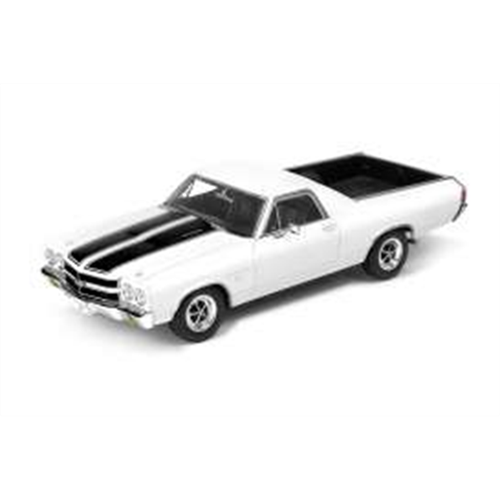 1964 Chevrolet El Camino, white - 1:18 - Welly