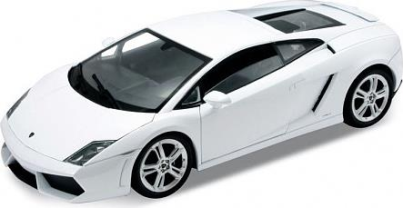 Lamborghini Gallardo LP560-4 - white - 1:18 - Welly