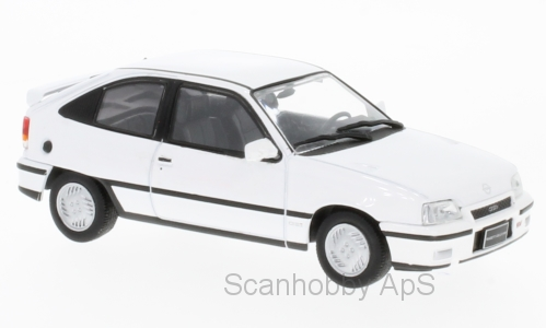 Opel Kadett E GSI (1986), white - 1:43 - WhiteBox