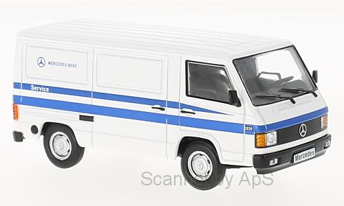 Mercedes MB 100, Mercedes Benz Service (1998) - 1:43 - WhiteBox